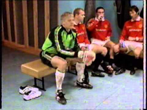 Pepsi Commercial - Manchester United, Peter Schmeichel