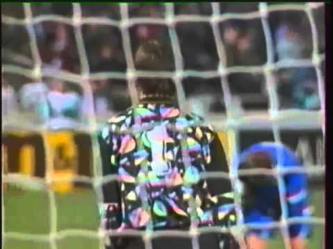 Олимпик Марсель - ЦСКА Москва 6:0. Лига Чемпионов 1992/93 - Группа A