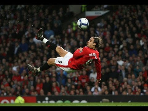 Dimitar Berbatov - All 56 Goals and 22 Assists for Manchester United - 2008 - 2012